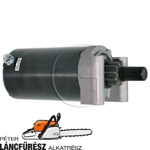 Kohler 20HP, 23HP, 25HP Courage Twin 3209801S önindító L 130,5 mm