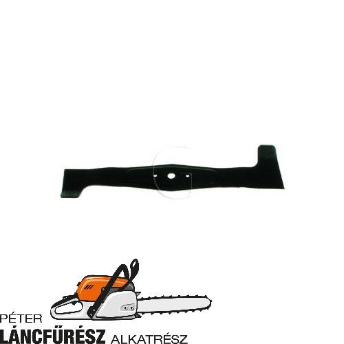 Karsit 532-050-422-543 fűnyíró kés, L 521 mm, Ø szélső furatok 6,7 mm ()