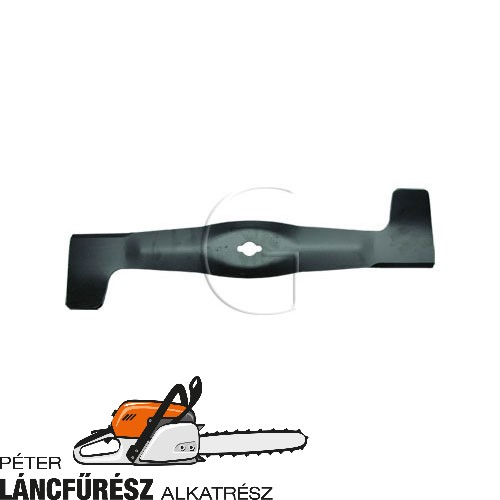 05c8916f55 John Deere LTR155, LTR166, LTR180 AM131560 fűnyíró kés, L 554 mm ...