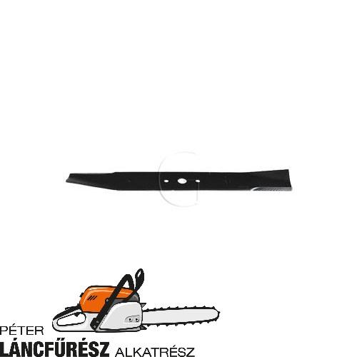 Simplicity 0101-02079 fűnyíró kés, L 470 mm, Ø szélső furatok 10,3 mm ()