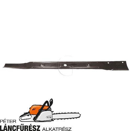 Ariens 27287 fűnyíró kés, L 762 mm, Ø szélső furatok 9,9 mm, vastagság 4,6 mm  ()
