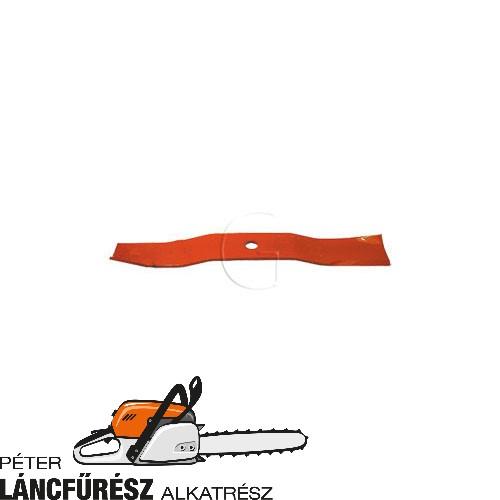 Ariens 31237 fűnyíró kés, L 422 mm, vastagság 5,2 mm, W 63,5 mm  ()