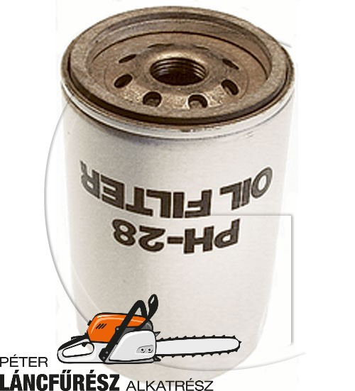 "John Deere AM34770 - AM39687 olaj szűrő, menet 3/4"" 16, H 131,8 mm ()"